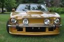 ASTON MARTIN V8 VANTAGE LHD 1978 - Gold